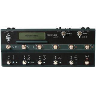 Kemper Profiler Rack + Remote Foot Controller - Testata per Elettrica con Pedaliera di Controllo04