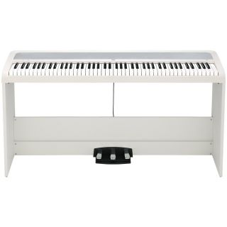 Korg B2SP White - Pianoforte Digitale Bianco 88 Tasti con Stand03