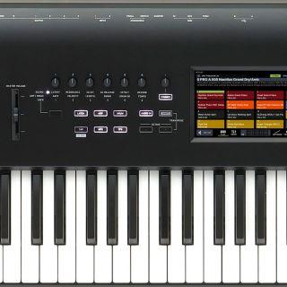Korg Nautilus 73 - Synth Workstation 73 Tasti06