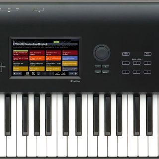 Korg Nautilus 73 - Synth Workstation 73 Tasti07