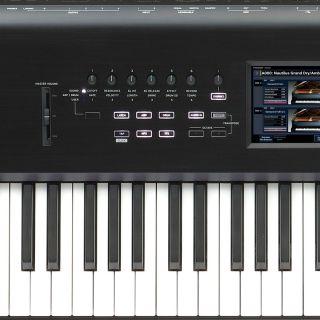 Korg Nautilus 88 - Synth Workstation 88 Tasti06