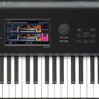 Korg Nautilus 88 - Synth Workstation 88 Tasti07