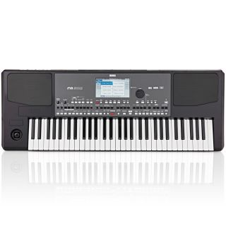 Korg PA600 - Tastiera Arranger Dinamica 61 Tasti