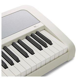 Korg B2 White - Pianoforte Digitale Bianco 88 Tasti05