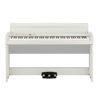 KORG C1 AIR WHITE - Pianoforte Digitale Bianco