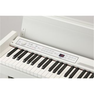 KORG C1 AIR WHITE - Pianoforte Digitale Bianco_detail