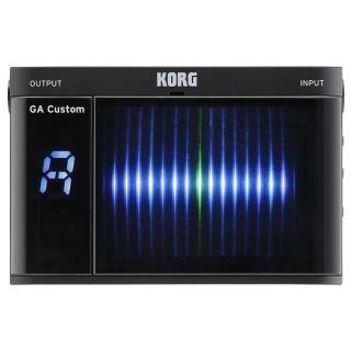 Korg GA Custom Black front