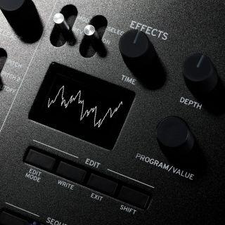 Korg Minilogue XD - Sintetizzatore Analogico 37 Tasti04