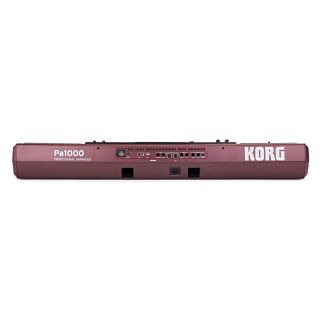 Korg PA1000 Tastiera Arranger 61 Tasti con Borsa05