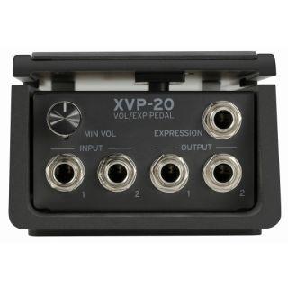 korg xvp20 rear