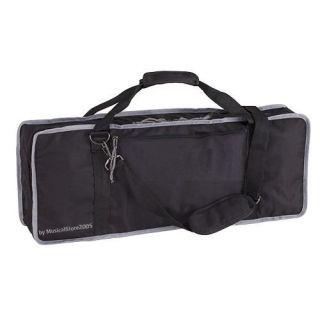 Borsa KeyBag per tastiera con tracolla e tasaca porta Libri per Tastiere CASIO SA 77 / 78 e Tastiere MEDELI MC37A