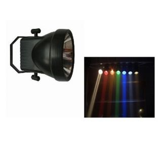 1 SOUNDSATION - Proiettore LED Mini Spot