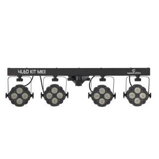 1 SOUNDSATION - Kit 4 pannelli LED Compatto