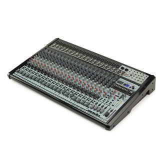 0 SOUNDSATION - Mixer Professionale a 24 canali di alta qualità con processore effetti Ambient Pro® e scheda audio USB I/O