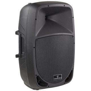 SOUNDSATION GO-SOUND 15AM - Diffusore Attivo 2 Vie 880W Mp3/Bluetooth