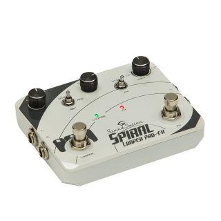 1 SOUNDSATION - Looper a pedale stereo con FX