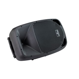 3 SOUNDSATION - Cassa Attiva a 2-vie Portatile a Batteria con Trolley e lettore MP3/Bluetooth™