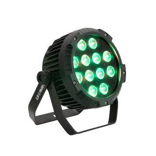 0 SOUNDSATION - PAR Slim da interno con 12 LED da 10W 6in1 senza ventole