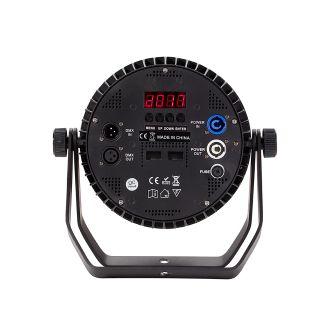 1 SOUNDSATION - PAR Slim da interno con 12 LED da 10W 6in1 senza ventole