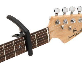 2 SOUNDSATION - Capotasto universale per chitarra in ABS