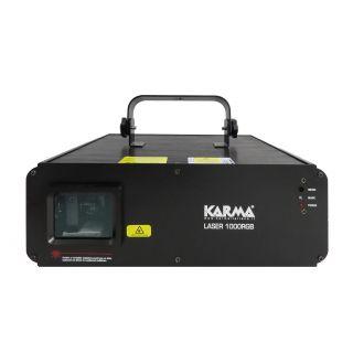 KARMA LASER 1000RGB_front