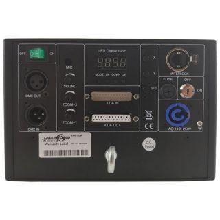 Laserworld DS-2000RGB - Laser 1900 mW04