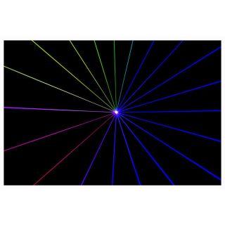 Laserworld ds1800 rgb demo 7