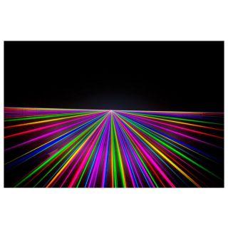 Laserworld ds1800 rgb demo