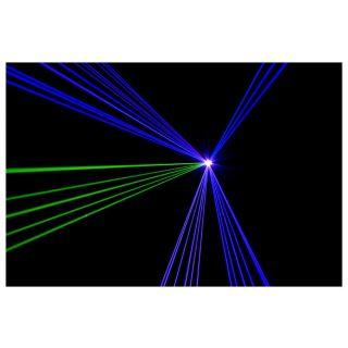 Laserworld ds1800 rgb demo 6