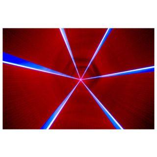 Laserworld ds1800 rgb demo 1