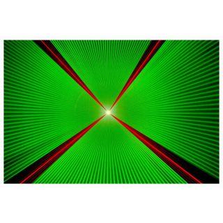 Laserworld ds1800 rgb demo 2