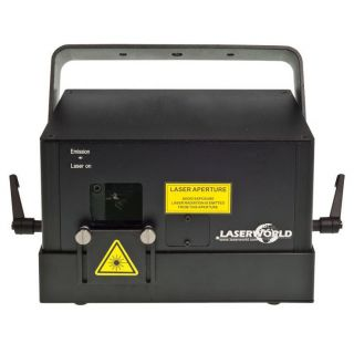 Laserworld ds1800 rgb front