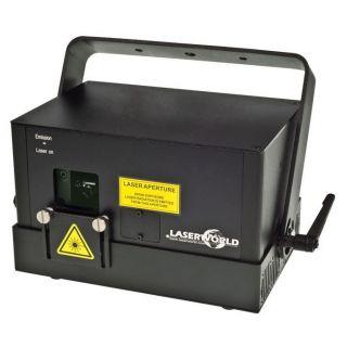 Laserworld ds1800 rgb side