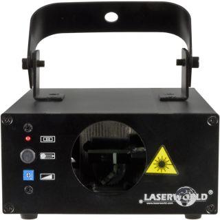 Laserworld el120r front