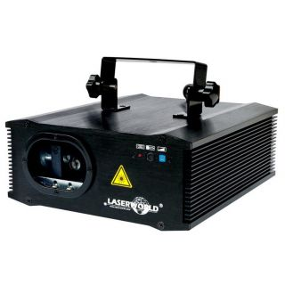 Laserworld es400 rgb side