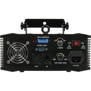 Laserworld es400 rgb rear