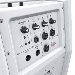 LD Systems MAUI 28 G2 Bianco (Coppia) con Borse03