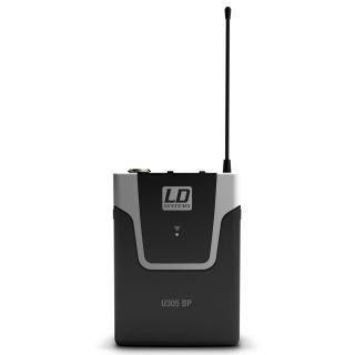 LD Systems U305 BPH - Radiomicrofono ad Archetto UHF04