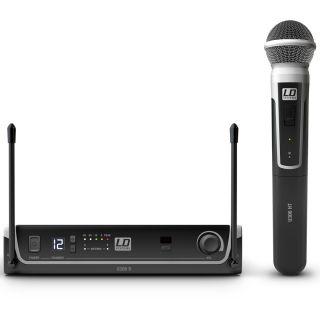 LD Systems U306 HHD - Radiomicrofono Palmare UHF