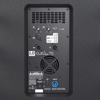 LD Systems CURV 500 TS - Sistema Line Array 1000W RMS09