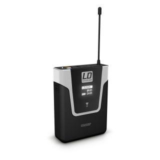 LD Systems U505 HBH 2 - Radiomicrofono Doppio Archetto / Palmare08