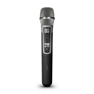 LD Systems U505 HHC - Radiomicrofono Palmare02