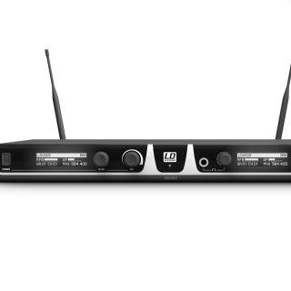 LD Systems U505 HHC 2 - Radiomicrofono Doppio Palmare02