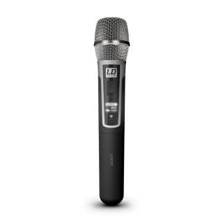 LD Systems U505 HHC 2 - Radiomicrofono Doppio Palmare03