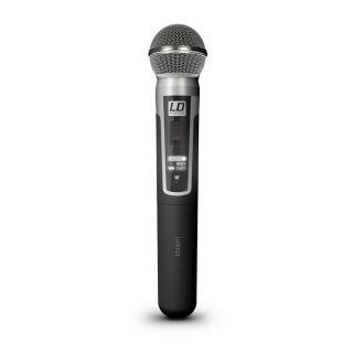 LD Systems U505 HHD 2 - Radiomicrofono Doppio UHF08