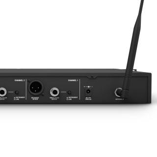 LD Systems U505 HHD 2 - Radiomicrofono Doppio UHF11