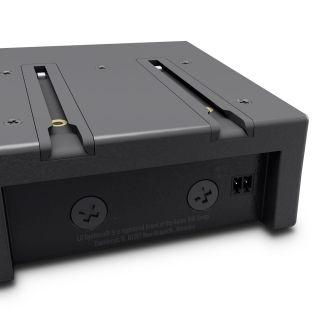 3 LD Systems CURV 500 SLA - Adattatore SmartLink per un massimo di quattro satelliti CURV 500®, nero