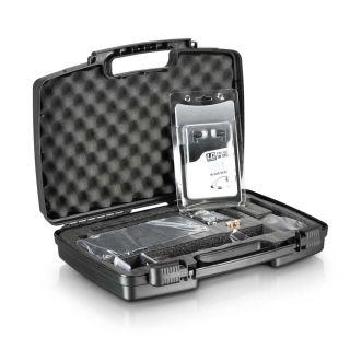 7 LD Systems MEI 1000 G2 BUNDLE - Sistema di monitoraggio in-ear senza fili con 2 x trasmettitore da cintura e 2 x cuffie in-ear