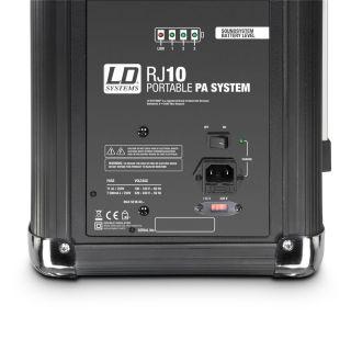 3 LD Systems Roadjack 10 - Altoparlante PA portatile