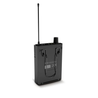 6 LD Systems U308 IEM HP - In-Ear Monitoring System with Earphones